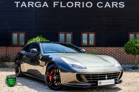 Ferrari GTC4 Lusso 6.3 V12 Auto (FULL BODY PPF) 1