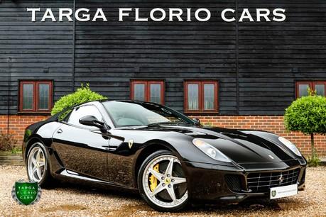 Ferrari 599 GTB FIORANO F1 6.0 V12 Auto