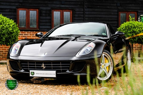Ferrari 599 GTB FIORANO F1 6.0 V12 Auto 79