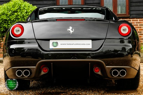 Ferrari 599 GTB FIORANO F1 6.0 V12 Auto 89