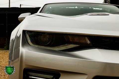 Chevrolet Camaro SS Convertible V8 Auto 52