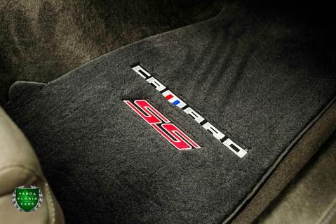 Chevrolet Camaro SS Convertible V8 Auto 20