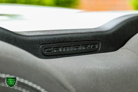 Chevrolet Camaro SS Convertible V8 Auto 39