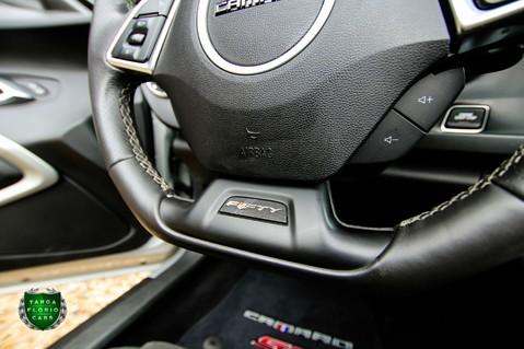Chevrolet Camaro SS Convertible V8 Auto 27