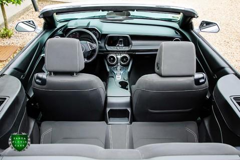 Chevrolet Camaro SS Convertible V8 Auto 37