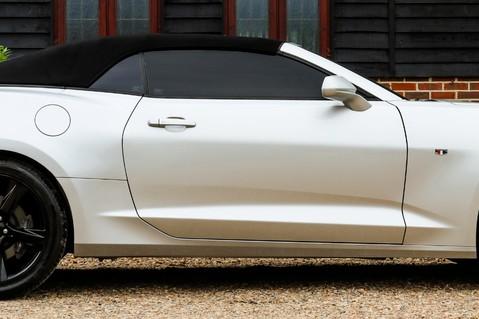 Chevrolet Camaro SS Convertible V8 Auto 3