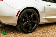 Chevrolet Camaro SS Convertible V8 Auto 80