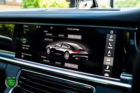 Porsche Panamera TURBO 4.0 PDK 12