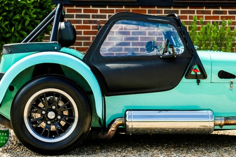 Caterham Seven 620S 310BHP Supercharged Manual 4