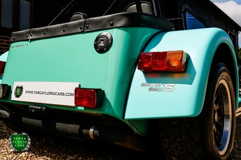 Caterham Seven 620S 310BHP Supercharged Manual 17