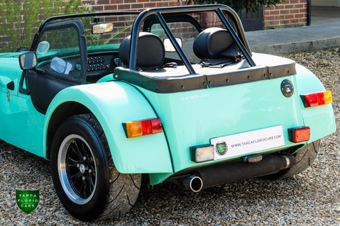 Caterham Seven 620S 310BHP Supercharged Manual 34