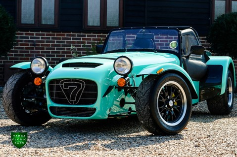 Caterham Seven 620S 310BHP Supercharged Manual 3