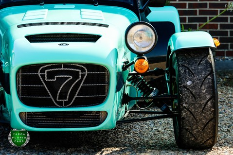 Caterham Seven 620S 310BHP Supercharged Manual 52
