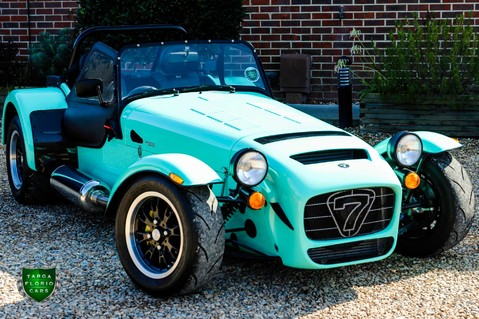 Caterham Seven 620S 310BHP Supercharged Manual 57