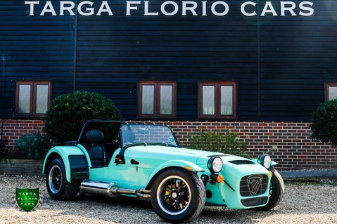 Caterham Seven 620S 310BHP Supercharged Manual 1