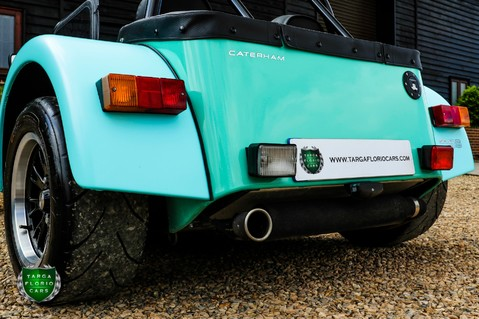 Caterham Seven 620S 310BHP Supercharged Manual 61