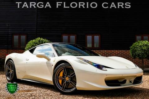 Ferrari 458 ITALIA 4.5 V8 DCT 1