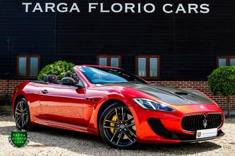 Maserati Grancabrio 4.7 V8 MC CENTENNIAL EDITION MC SHIFT