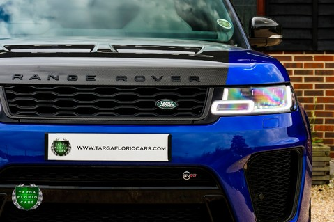 Land Rover Range Rover Sport 5.0 SVR Auto 17