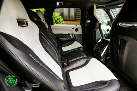 Land Rover Range Rover Sport 5.0 SVR Auto 42