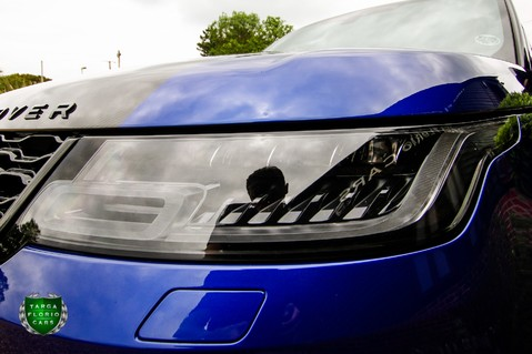 Land Rover Range Rover Sport 5.0 SVR Auto 55