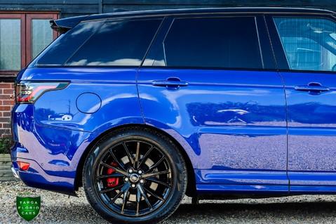 Land Rover Range Rover Sport 5.0 SVR Auto 4