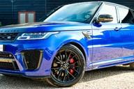 Land Rover Range Rover Sport 5.0 SVR Auto 69