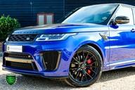 Land Rover Range Rover Sport 5.0 SVR Auto 70