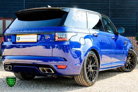 Land Rover Range Rover Sport 5.0 SVR Auto 74