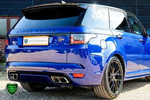 Land Rover Range Rover Sport 5.0 SVR Auto 75