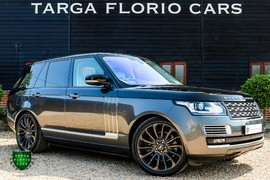 Land Rover Range Rover 5.0 V8 SVO AUTOBIOGRAPHY