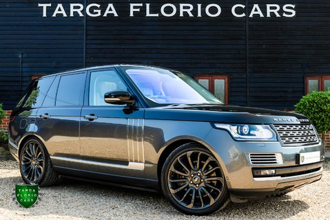 Land Rover Range Rover 5.0 V8 SVAUTOBIOGRAPHY 1