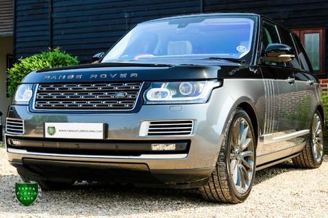 Land Rover Range Rover 5.0 V8 SVAUTOBIOGRAPHY 100