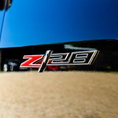 Chevrolet Camaro Z/28 7.0 LS7 Manual 1