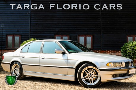 BMW 7 Series 3.5 735I SPORT Auto