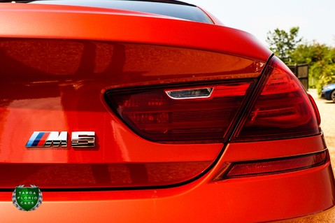 BMW M6 Competition GRAN COUPE 35