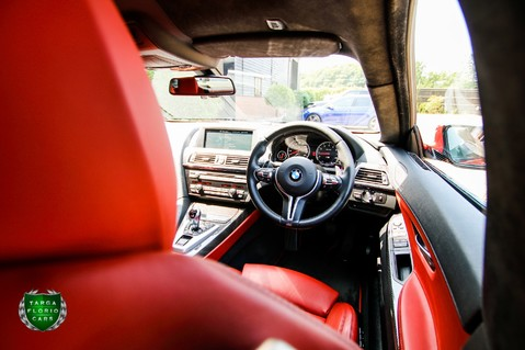 BMW M6 Competition GRAN COUPE 45