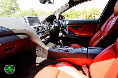 BMW M6 Competition GRAN COUPE 55