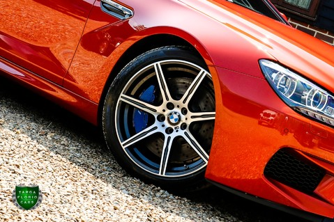 BMW M6 Competition GRAN COUPE 59