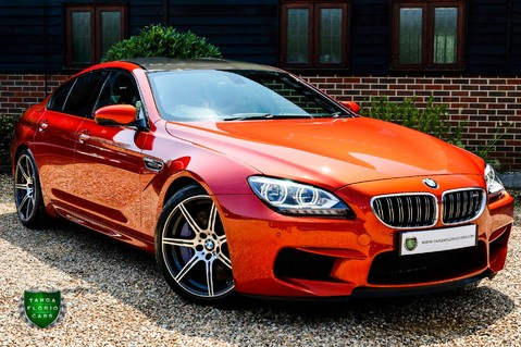 BMW M6 Competition GRAN COUPE 61