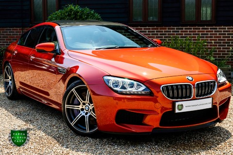 BMW M6 Competition GRAN COUPE 2