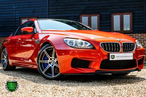 BMW M6 Competition GRAN COUPE 64