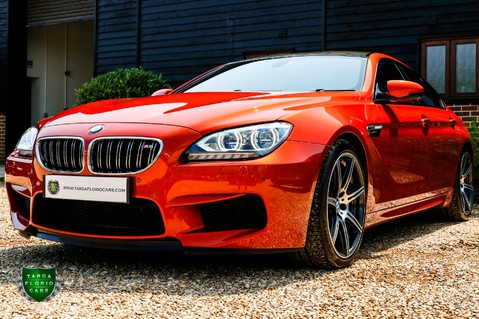 BMW M6 Competition GRAN COUPE 72