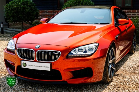 BMW M6 Competition GRAN COUPE 73