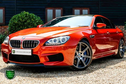 BMW M6 Competition GRAN COUPE 76