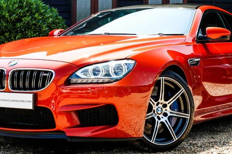 BMW M6 Competition GRAN COUPE 77