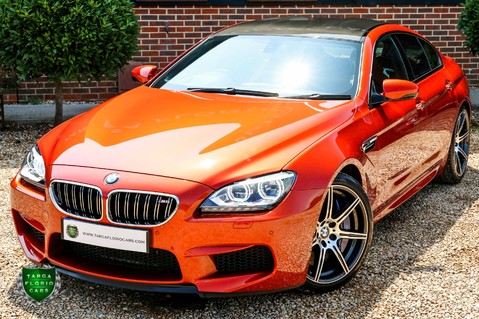 BMW M6 Competition GRAN COUPE 78