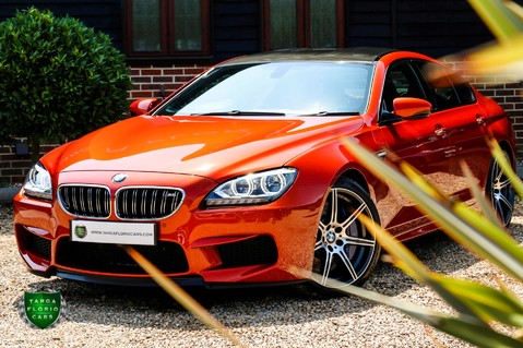 BMW M6 Competition GRAN COUPE 80
