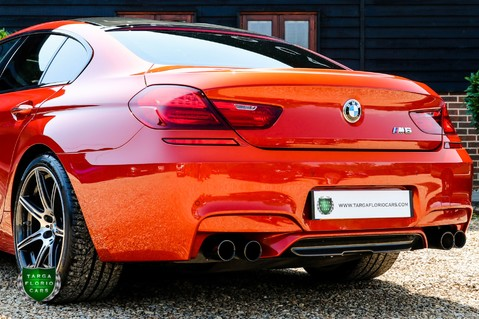 BMW M6 Competition GRAN COUPE 83