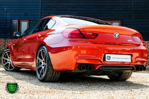 BMW M6 Competition GRAN COUPE 84
